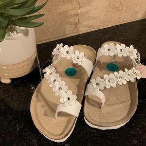 Youth Big Girl Sandals